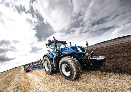 селскостопанска техника добрич, new holland